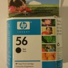 56 BLACK ink jet HP PhotoSmart 7960 7760 7755 7660 7550 7450 7350 7260 printer