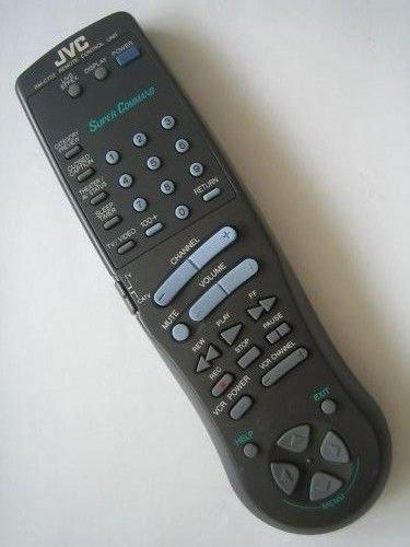 JVC Remote Control RM C722 - AV 20720 AV 27720 AV 20730 AV 31BM 5 J S AV 32D200