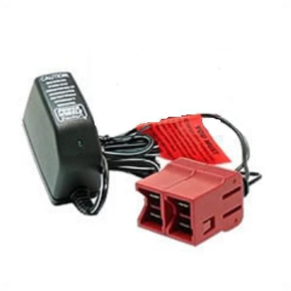 12v Power Wheels red 12 volt BATTERY CHARGER adapter cord plug electric jeep ac