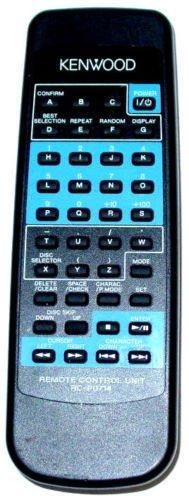 Kenwood RC P0714 remote control unit CD player DISC CD423 CD425M CD4260M CD4700M