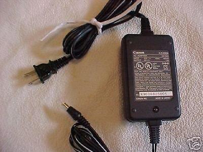 13v Canon power supply - BJC 250 255 251 4100 printer cable unit ac transformer