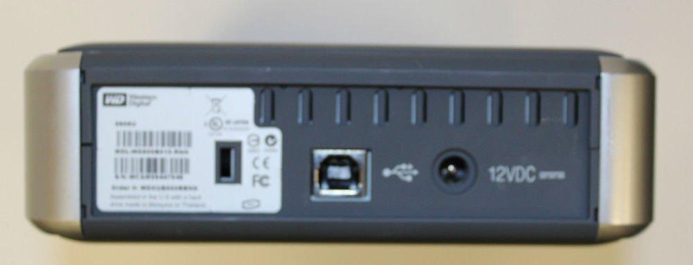 WD1200B015 Western Digital hard drive HDD external box disk storage pc USB