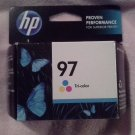 97 TRI COLOR ink HP PhotoSmart 8750 8450 8150 8050 8049 7850 2710 2610 printer