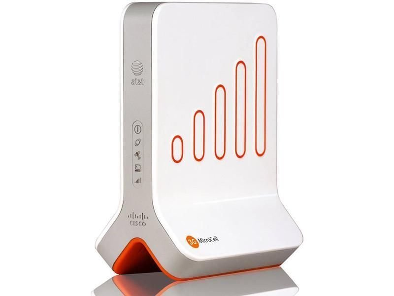 AT T Microcell DPH151 AT Cisco 3G cell phone wireless signal booster tower WAP