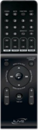 iLIVE Remote Control model iTP150B - 2.1 channel tower speaker iPod iPhone mute