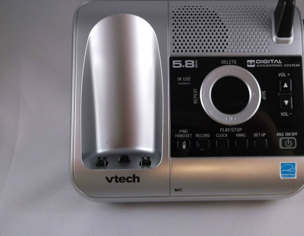 Vtech CS5121-2 Main charging BASE - CORDLESS tele PHONE v tech charger ac cs5121