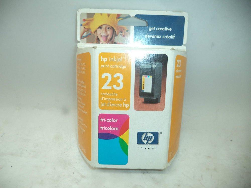 23 HP C1823D Tri COLOR Ink jet REPLACES C1823A = OfficeJet printer T45 T65 R80