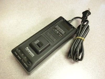 Panasonic - BP 15 battery charger for PalmCorder PV 200 handi handy cam corder