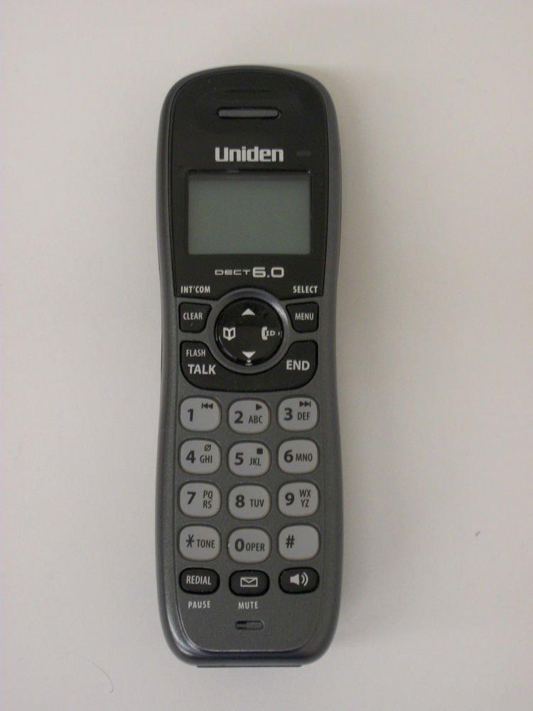 Uniden Dect 1480 5 HANDSET - cordless expansion tele phone remote