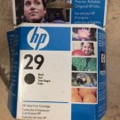 29 BLACK ink jet HP OfficeJet 720 710 700 635 630 610 600 590 580 570 printer