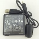 Nikon BATTERY CHARGER EH 69P ac adapter + USB cable Coolpix S9200 P520 S01 AW110