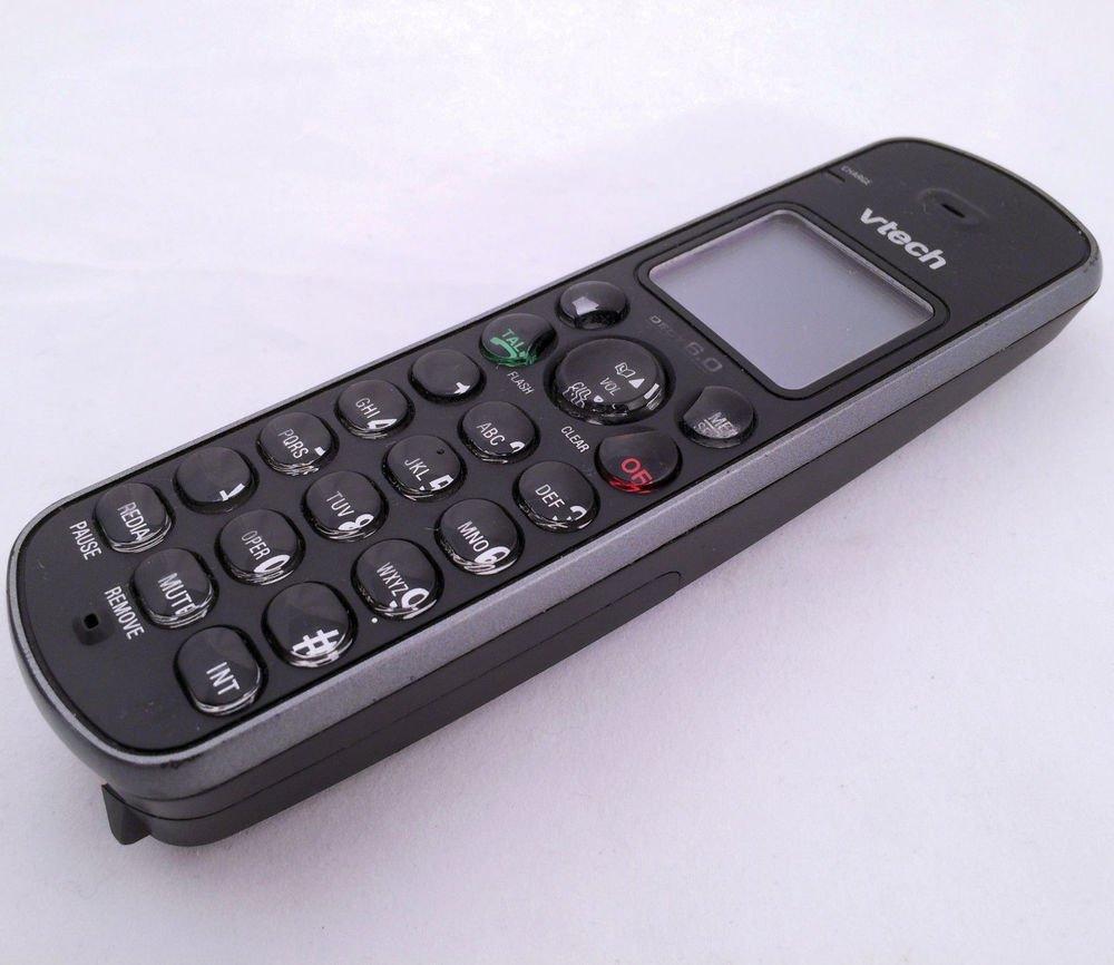 Vtech CS6129 41 Handset - DECT 6.0 CORDLESS tele PHONE v tech charging CS 6129