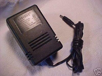12v 1.6A Homedics power supply - chair massager massage heat cable unit ac dc