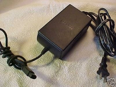 ORIGINAL Nintendo Game Cube power supply cable plug brick v ac v dc box PSU unit