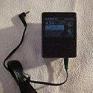 4.5 volt Sony adapter cord - CD walkman clock radio discman power plug electric