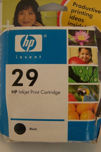 29 BLACK ink jet HP - OfficeJet 720 710 700 635 630 610 600 590 580 570 printer