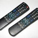 2 pre-1999 TV REMOTE CONTROL Emerson RCA Sears Sanyo Proscan Archer Akai Admiral