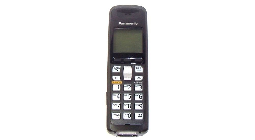 KX TGA641T PANASONIC HANDSET - cordless phone telephone TG6441T main remote base