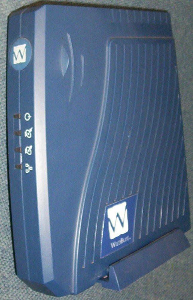 Wild Blue ViaSat Surfbeam I.T.E. Modem SM2000 cable LAN ethernet internet cable