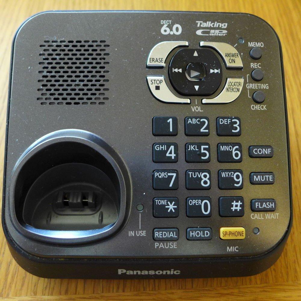 PANASONIC KX TG9341T main base - charging charger stand cradle PHONE TGA931T