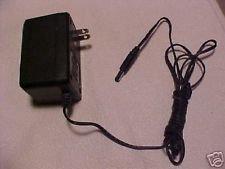 9v 9 volt 850mA power adapter = CASIO CTK 591 574 keyboard - cord wall PSU plug