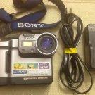 """Sony MVC FD88 floppy disk 3.5"""" Digital Mavica Camera w/EXTRAS"""