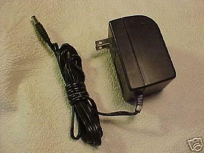 6v 6 volt adapter cord = Sharp calculator EA 12E EA 51A electric plug power wall