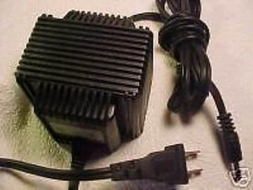 13.5v ac Creative ADAPTER cord =Inspire T5400 T5900 speakers electric plug power