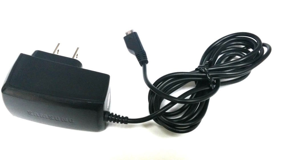 Samsung Metro 5v (narrow) - SCH R250 cell phone battery charger power adapter ac