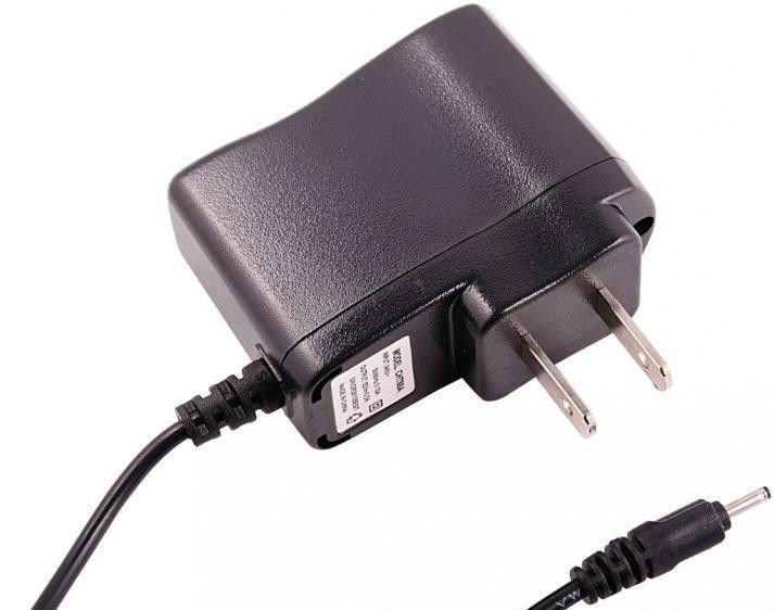 5v BATTERY CHARGER = audiovox verizon CDM 8900 power supply adapter PSU plug ac