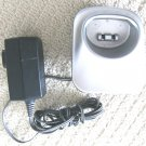 PNLC1010 silver PANASONIC remote handset base PSU = TGA402 KX TG4021 phone stand