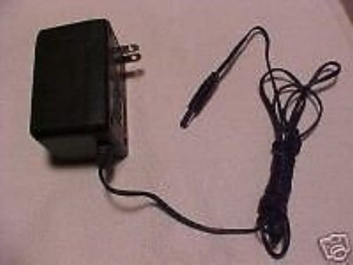 6v power supply = Panasonic KX TG2420 TG2420G TG2420W Cordless Phone plug cable