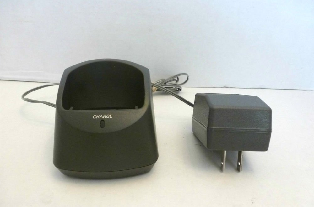 PQLV30001ZA PANASONIC remote charging base w/PS KX TGA200B TGA400B handset stand