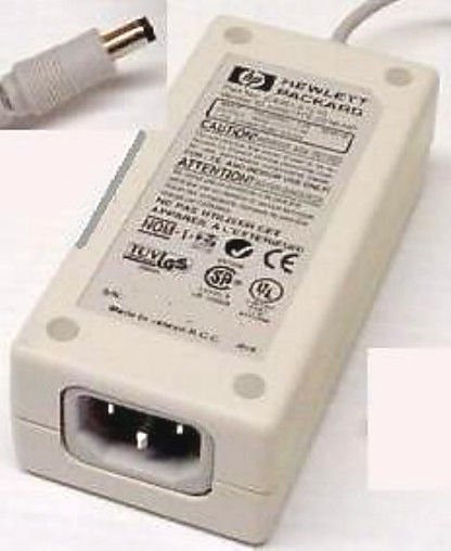 16v 16 volt HP adapter cord = Colorado 20GB 14GB external tape drive power plug