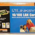 Windows XP LINKSYS LNE100TX broadband EtherFast 10/100 NIC LAN PCI internal Card
