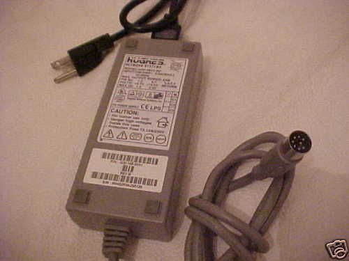 19.5v HUGHES adapter - DirecWay DW6000 DW6000E DW6002 cord PSU brick power ac dc