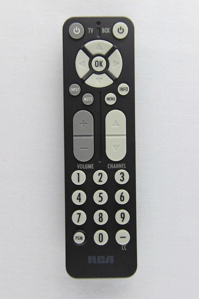 REMOTE CONTROL RCA RC27A digital analog TV CONVERTER BOX DTA800 B1 L DTV HDTV