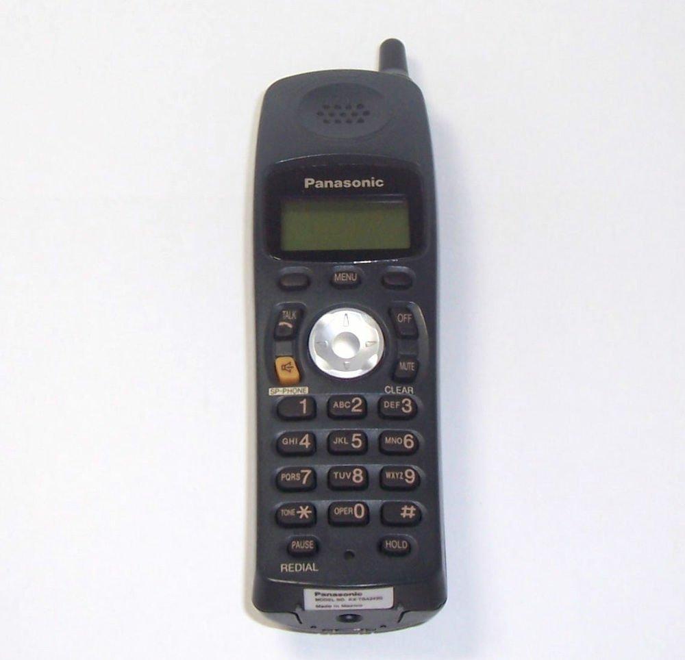 Panasonic KX TGA243G Handset - cordless phone base TG2420 remote expansion base
