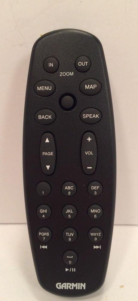 Garmin remote control 011 00859 XX - GPS 2720 2730 2820 7200 7500 street pilot