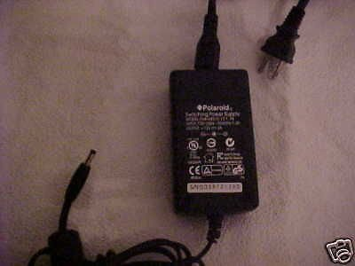 12v Polaroid power supply - DVD player PDV0800 PDV-0800 cable electric plug ac