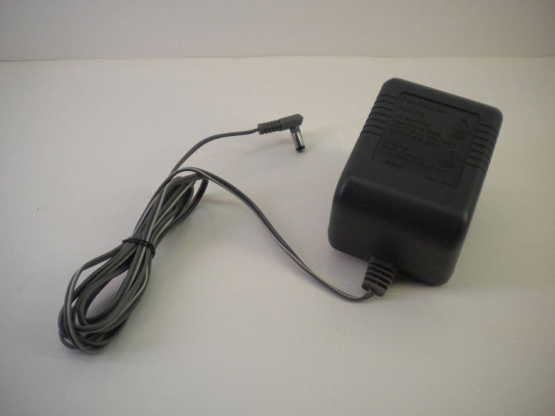 GENUINE Panasonic 6.5v adapter - KX TG4021 TGA402 PNLC1010 power supply ac dc