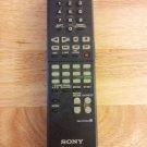 SONY RM PP402 REMOTE CONTROL AV system HTDW710 HTDW910 HTW910 R4900 R4950 R5900