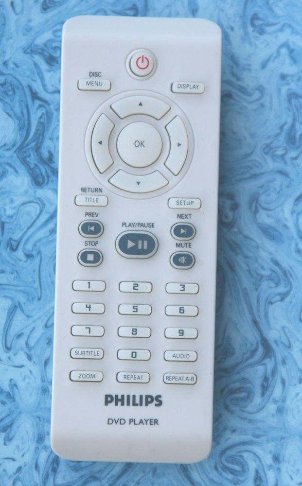 REMOTE CONTROL unit Philips 3141 0793 6321 = DVD player DVP 3140