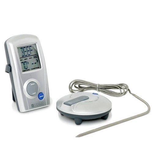 Thermometer DIGITAL SENSOR REMOTE Wireless AW129 AWR129 OREGON SCIENTIFIC BBQ