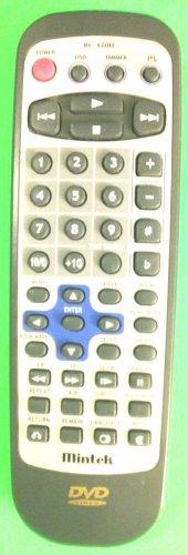 MINTEK REMOTE CONTROL RC 320H DVD1500 DVD2110 DVD 2110 DVD 2580 DVD1600 player