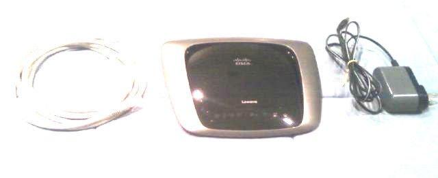 Linksys Cisco WRT 310N internet Ethernet Wireless N gigabit router modem switch