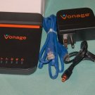 Vonage model VDV23 VD VOIP phone adapter modem internet router ethernet internet