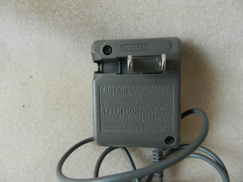 usg-002 5.2v ORIGINAL Nintendo adapter cord - GAME BOY micro usg-001 power plug