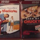 HD DVD Seed of Chucky & Billy Madison DOUBLE FEATURE Adam Sandler Darren McGavin
