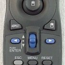 SMK LASER PROJECTOR REMOTE controller JQA pointer INTERLINK JIS C 6802 41026A